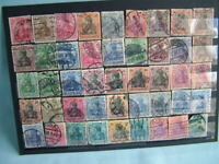 Vintage  GERMANY stamps postal ephemera letters old stamp collecting philately