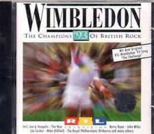 Wimbledon '93-Champions of British Rock Chris Thompson, John Miles, Herd,.. [CD]