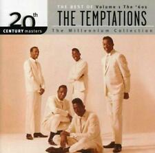 TEMPTATIONS - Best of Vol.1 - The 60s [Millennium Collection](CD 1999) EXC