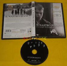 IL NASTRO BIANCO - di Michael Haneke - Dvd ••••• USATO