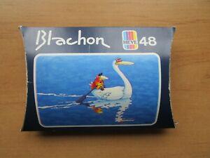 Zwei seltene 48 Teile Blanchon Heye Puzzle, aus dem Jahr 1983, komplett!