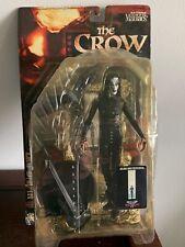 McFarlane Toys Eric Draven The Crow Movie Maniacs Action Figure
