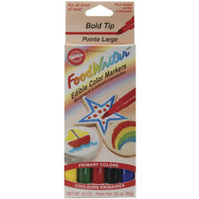 Wilton Edible FoodWriter Bold Tip Color Marker