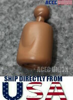 1/6 Neck Peg Joint With Adapter Fit Hot Toys Body Custom Head - U.S.A. SELLER