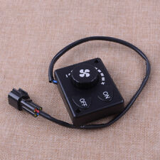 12V/24V Car Parking Heater Control Knob Switch For Air Diesel Heater Time Set
