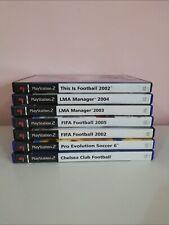 Playstation 2 Spielepaket Fussball 7 Spiele