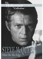 Hollywood Collection: Steve McQueen - Man on the Edge (2010, REGION 1 DVD New)