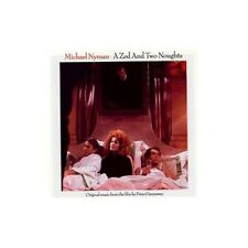 Michael Nyman - A Zed And Two Noughts - Michael Nyman CD YXVG The Cheap Fast The