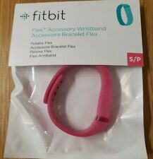 FitBit Small Accessory Replacement Band  Flex Armband Fitness Tracker Pink New