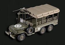 EAGLEMOSS 1/43 WWII Dodge WC63 Cargo Truck DIECAST MODEL EM014