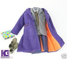 CGL TOYS Joker Heath Ledger 2.0 1/6 Costume Suit for Hot Toys Body DX 11 DX01