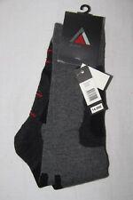 LHOTSE  Chaussettes Ski - Mod TOCCATA - Gris Noir - 35/38  neuf