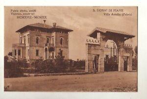 S.Donà di Piave(Venezia),villa Amelia