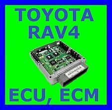 TOYOTA RAV4  ECU ECM  REPAIR SERVICE.  Automatic Gear Box Faults