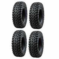 Tusk Terrabite Radial ATV UTV Tire Kit Set Of Four 4 Tires 30x10-14 **NEW**