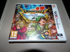 Dragon Quest VII Fragments Of The Forgotten Past Nintendo 3DS **New & Sealed**