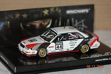 AUDI v8 DTM 1990 #44 H.J. STUCK Collection 1:43 Minichamps Nuovo & Ovp 444901444