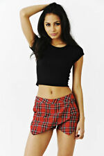 Unbranded Checked Short/Mini Casual Skirts for Women