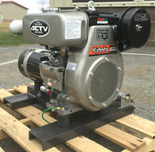 Kubota 4,500 Watt Diesel Generator