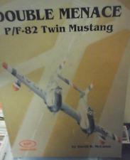 DOUBLE MENACE P/F-82 TWIN MUSTANG BY DAVID MC LAREN