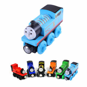 THOMAS THE TANK ENGINE & FRIENDS WOODEN TRAINS BRIO COMPATIBLE UK SELLER
