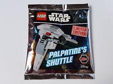 Lego Star Wars Sobre Edicion Limitada Palpatine´s Shuttle, 37pzs, Disney