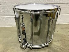 """Vintage Premier 14""""x12"""" Royal Scot Marching Snare Drum #SN608"""