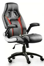 [PROMO] Chaise Gaming noire et rouge - NEUF