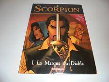 EO LE SCORPION TOME 1/ TBE/ MARINI