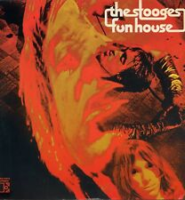 "STOOGES ""FUN HOUSE"" ORIG GERMANY 1971 EX/EX GOLD LABEL"