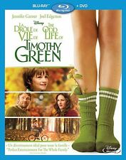 The Odd Life of Timothy Green (Blu-ray Disc, 2012)
