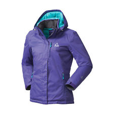 Gerry Women's Abigail Winter Ski Jacket Coat - Purple (XL)