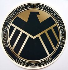 Agents of SHIELD - Vinyl Sticker - Marvel MCU Captain America