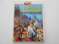 FANFAN LA TULIPE PIF ALBUM EO1975 BE/TBE LA NUIT DES CASTORS EDITION ORIGINALE