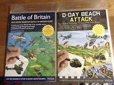 BATTAGLIA D'INGHILTERRA e D-Day Beach ATTACCO RUB verso il basso pacchetti di attività di trasferimento