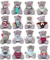 """Me to You Medium Plush Soft Toy Selection Various Sizes 5"""" to 10"""" - Tatty Teddy"""