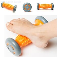 Natural Chemistree Foot Massage Roller Relaxation Pain Relief Treat Heel Therapy