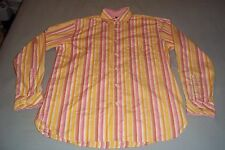 Express Button Down Collar Pocket Shirt Mens Womens Large