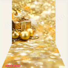 Christmas10'x20'Computer/Digital Vinyl Scenic Photo Backdrop Background SU699B88