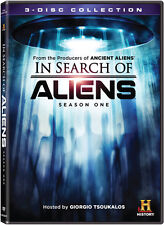 In Search Of Aliens: Season One (2014, DVD New)