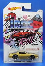Mattel Hot Wheels 50th Anniversaire Chevy Camaro / Séléction à Cars : Quatre