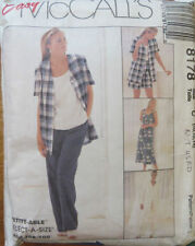 McCall new Pants Sewing Patterns
