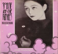 """SIOUXSIE AND THE BANSHEES """"DEAR PRUDENCE"""" MAXI 45 T POLYDOR 815 501-1"""