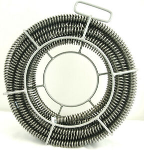 """7/8"""" Cable fits RIDGID K60 C10 45' Sectional Pipe Drain Cleaning Cable & Carrier"""