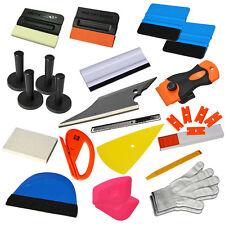 Pro Vinyl Wrap Tools Kit Squeegee Applicator Car Window Tint Film  -- Combo Set