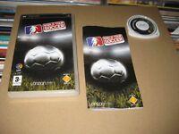 World Tour Soccer Fußball Total Psp Ausgabe Spanisch