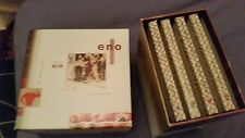 BRIAN ENO - Volume 1: Instrumental 3cd Box set (Roxy Music / David Bowie)