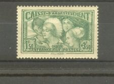 """FRANCE STAMP TIMBRE N° 269 """" C. A. LES COIFFES DES PROVINCES 1931 """" NEUF xx SUP"""