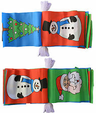 XMAS BUNTING 8 METRE BUNTING 24 FLAGS flag FATHER CHRISTMAS SNOWMAN SANTA CLAUS
