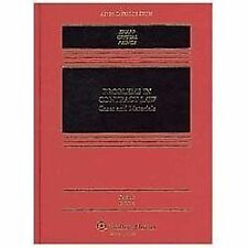 Problems in Contract Law : Cases and Materials by Charles L. Knapp, Harry G. Pri